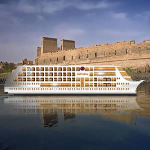 Lake Nasser Programs 4 Night Cruises