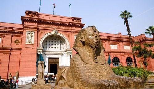 Sinai & Cairo Tour